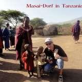 Maisai Dorf in Tansania - mit Reisebüro Reisewelt Großhartmannsdorf