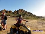 Quadfahren in Tunesien - mit Reisebüro Reisewelt Großhartmannsdorf