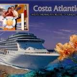 Urlaub mit der Costa Atlantica - mit Reisebüro Reisewelt Großhartmannsdorf