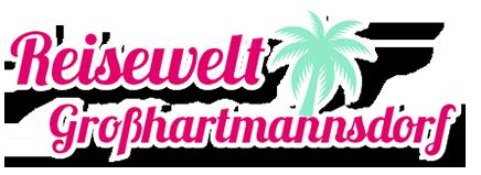 Reisewelt Großhartmannsdorf - Logo
